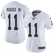 Wholesale Cheap Nike Raiders #11 Henry Ruggs III White Women's Stitched NFL Vapor Untouchable Limited Jersey