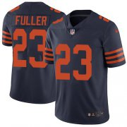 Wholesale Cheap Nike Bears #23 Kyle Fuller Navy Blue Alternate Youth Stitched NFL Vapor Untouchable Limited Jersey