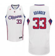Wholesale Cheap Los Angeles Clippers #33 Danny Granger Revolution 30 Swingman White Jersey