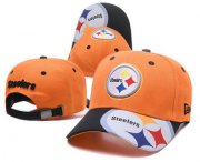 Wholesale Cheap Pittsburgh Steelers Snapback Ajustable Cap Hat TX 1