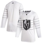 Wholesale Cheap Men's Vegas Golden Knights Adidas White 2020 NHL All-Star Game Authentic Jersey