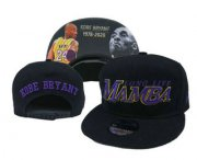 Wholesale Cheap Los Angeles Lakers Snapback Ajustable Cap Hat YD 4