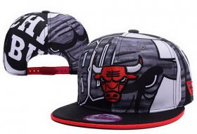 Wholesale Cheap NBA Chicago Bulls Snapback Ajustable Cap Hat XDF 03-13_13