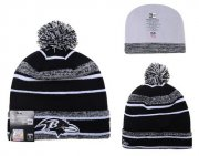 Wholesale Cheap Baltimore Ravens Beanies YD008