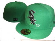 Wholesale Cheap Chicago White Sox fitted hats 09