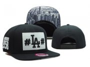 Wholesale Cheap MLB Los Angeles Dodgers snapback caps SF_505544