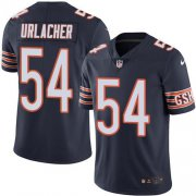 Wholesale Cheap Nike Bears #54 Brian Urlacher Navy Blue Team Color Youth Stitched NFL Vapor Untouchable Limited Jersey