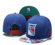 Wholesale Cheap New York Rangers Snapback Ajustable Cap Hat GS 2