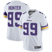 Wholesale Cheap Nike Vikings #99 Danielle Hunter White Men's Stitched NFL Vapor Untouchable Limited Jersey