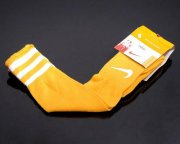 Wholesale Cheap Nike Soccer Football Sock Yellow