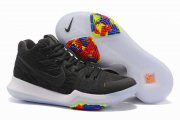Wholesale Cheap Nike Kyire 3 Black Ice