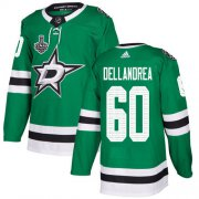 Cheap Adidas Stars #60 Ty Dellandrea Green Home Authentic Youth 2020 Stanley Cup Final Stitched NHL Jersey