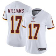 Wholesale Cheap Nike Redskins #17 Doug Williams White Women's Stitched NFL Vapor Untouchable Limited Jersey