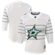 Wholesale Cheap Youth Dallas Stars White 2020 NHL All-Star Game Premier Jersey