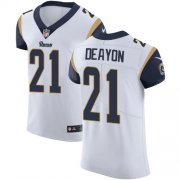 Wholesale Cheap Nike Rams #21 Donte Deayon White Men's Stitched NFL New Elite Jersey