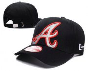 Wholesale Cheap MLB Atlanta Braves Snapback Ajustable Cap Hat GS 3