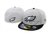 Wholesale Cheap Philadelphia Eagles fitted hats 07