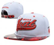 Wholesale Cheap Miami Heat Snapbacks YD062