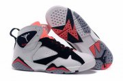 Wholesale Cheap Womens Air Jordan 7 Shoes Pink/white-black