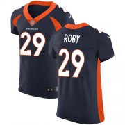 Wholesale Cheap Nike Broncos #29 Bradley Roby Navy Blue Alternate Men's Stitched NFL Vapor Untouchable Elite Jersey