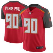 Wholesale Cheap Nike Buccaneers #90 Jason Pierre-Paul Red Team Color Men's Stitched NFL Vapor Untouchable Limited Jersey