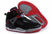 Wholesale Cheap Womens Jordan 3.5 Spizike Shoes Black/Red