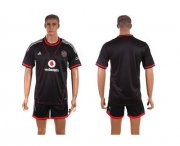 Wholesale Cheap Orlando Pirates Blank Home Soccer Club Jersey