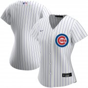 Wholesale Cheap Chicago Cubs Nike Women's Home 2020 MLB Team Jersey White
