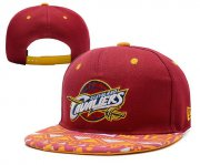 Wholesale Cheap Cleveland Cavaliers Snapbacks YD012