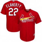 Wholesale Cheap Cardinals #22 Jack Flaherty Red New Cool Base Stitched MLB Jersey