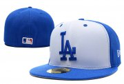 Wholesale Cheap Los Angeles Dodgers fitted hats 14