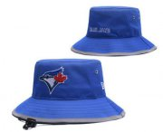 Wholesale Cheap MLB Toronto Blue Jays Snapback Ajustable Cap Hat 6
