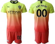 Wholesale Manchester City Personalized Third Soccer Club Jersey