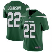 Wholesale Cheap Nike Jets #22 Trumaine Johnson Green Team Color Youth Stitched NFL Vapor Untouchable Limited Jersey