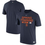 Wholesale Cheap Detroit Tigers Nike Authentic Collection Legend Team Issue Performance T-Shirt Navy