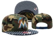Wholesale Cheap Miami Marlins Snapbacks YD003