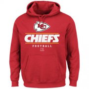 Wholesale Cheap Kansas City Chiefs Vital Win Pullover Hoodie Red