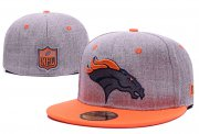 Wholesale Cheap Denver Broncos fitted hats 05