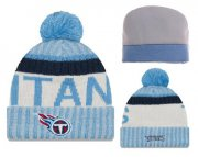 Wholesale Cheap NFL Tennessee Titans Logo Stitched Knit Beanies 001