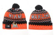 Wholesale Cheap Miami Marlins Beanies YD002