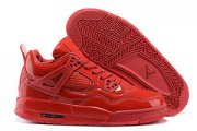 Wholesale Cheap Air Jordan 4 11lab4 Shoes Red
