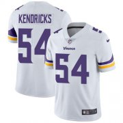 Wholesale Cheap Nike Vikings #54 Eric Kendricks White Youth Stitched NFL Vapor Untouchable Limited Jersey