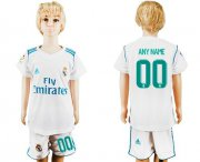 Wholesale Cheap Real Madrid Personalized Home Kid Soccer Club Jersey