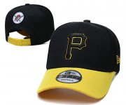 Wholesale Cheap 2021 MLB Pittsburgh Pirates Hat TX326