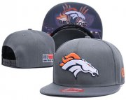 Wholesale Cheap NFL Denver Broncos Stitched Snapback Hats 129