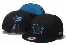Wholesale Cheap NHL San Jose Sharks hats 7