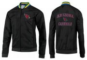 Wholesale Cheap NFL Arizona Cardinals Heart Jacket Black