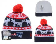 Wholesale Cheap New England Patriots Beanies YD014