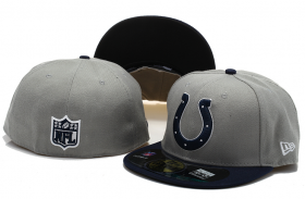 Wholesale Cheap Indianapolis Colts fitted hats 05