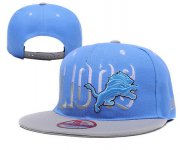 Wholesale Cheap Detroit Lions Snapbacks YD008